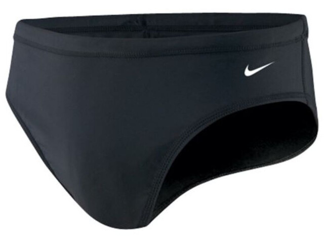 Nike Swim Poly Core Solid Parte inferior Hombre, black